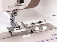 Приспособление для распошивальных машин Janome для подгибки (арт. 795-839-104)