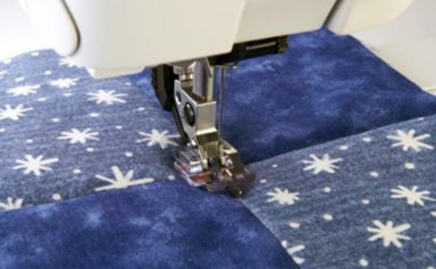 Лапка для швейных машин Pfaff для простегивания с центральным направителем(арт. 820882-096)