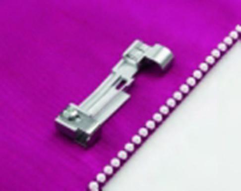 Лапка оверлочная Pfaff для пришивания бисерной нити (арт. 620086-696)