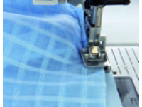 Лапка для швейных машин Pfaff для сборок металлическая (арт. 820668-096/820233)
