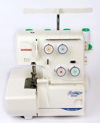 Оверлок Janome Harmony 9002D