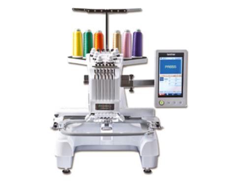 Вышивальная машина Brother PR-655e