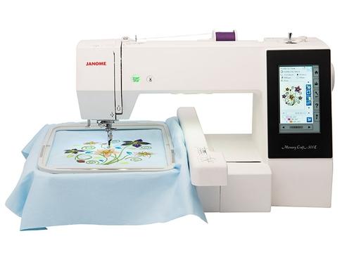 Вышивальная машина Janome MC500