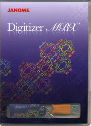 Программное обеспечение Janome Digitizer MBX v.4.5