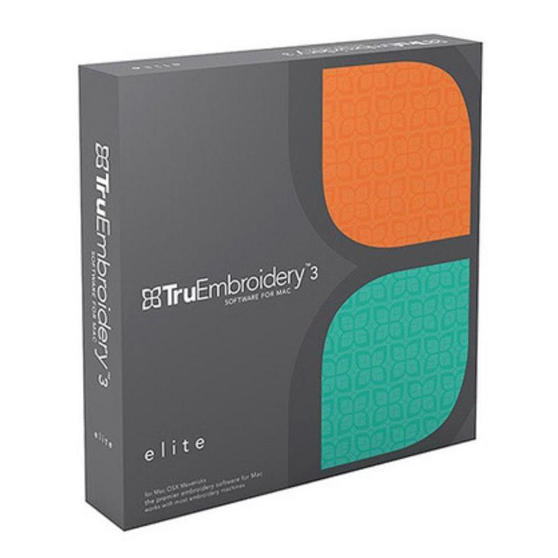 TruEmbroidery 3 Elite (Mac, английский язык)