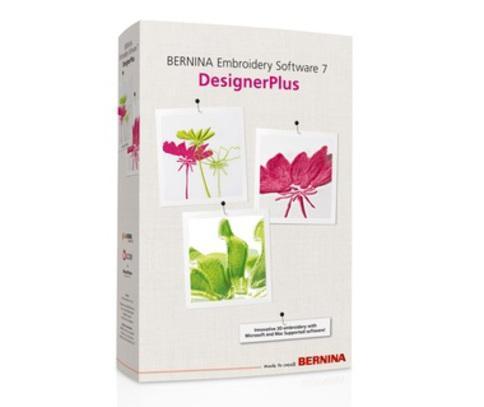 Программное обеспечение Bernina Designer  V.7.0