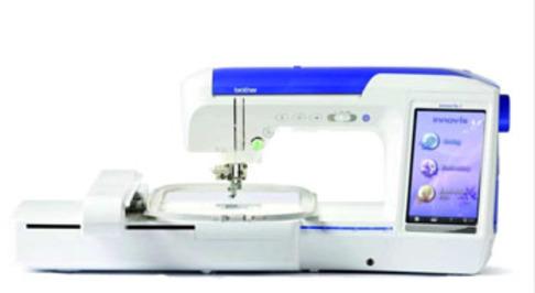 Швейно-вышивальная машина Brother NV - 1e