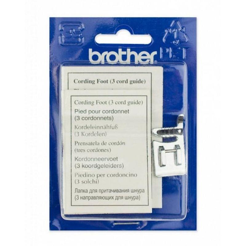 Лапка для швейных машин Brother для притачивания шнура (арт. F013N)