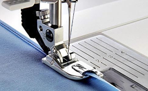 Лапка для швейных машин Pfaff для подрубки 4мм (арт. 820221-096)