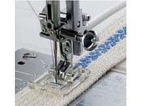 Лапка для швейных машин Janome с вертикальным челноком для сатиновой строчки (арт. 200-129-002)
