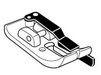 Лапка для швейных машин Janome с горизонтальным челноком для отстрочки по краю с ограничителем 6 мм (арт. 200-318-000)