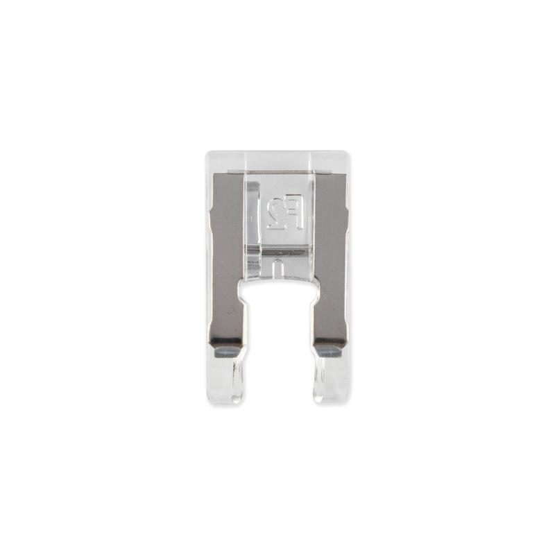 Лапка для швейных машин Janome с горизонтальным челноком для зигзага специальная открытая (арт. 200-137-003)
