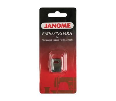 Лапка для швейных машин Janome с горизонтальным челноком для сборок (арт. 200-315-007)