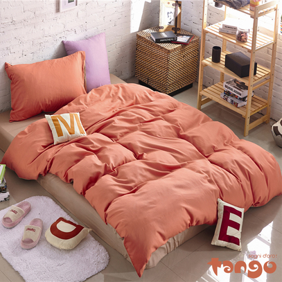 КПБ Tango Сатин однотонный 1,5-спальный