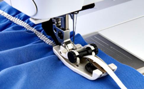 Лапка Pfaff для пришивания резиновой тесьмы
