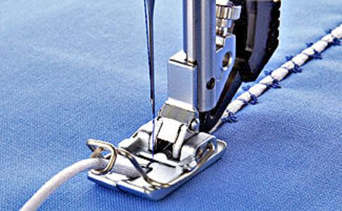 Лапка для швейных машин Pfaff для каркасной нити (арт. 820607-096)