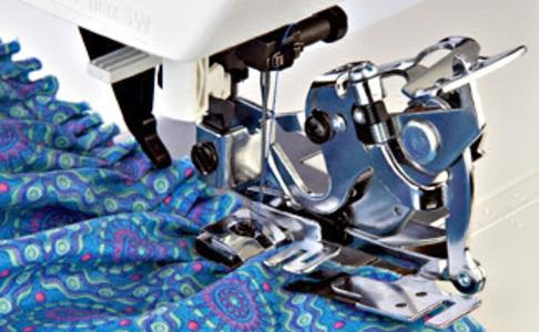 Аппарат для швейных машин Pfaff для складок