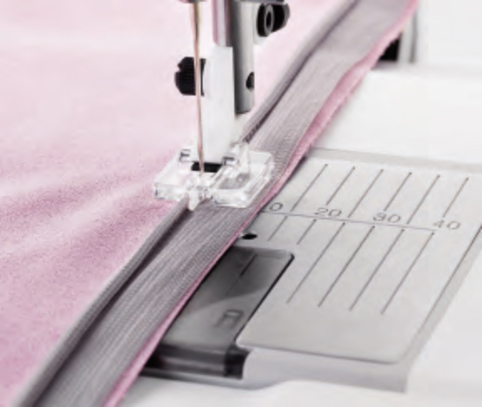 Лапка для швейных машин Husqvarna для потайной молнии