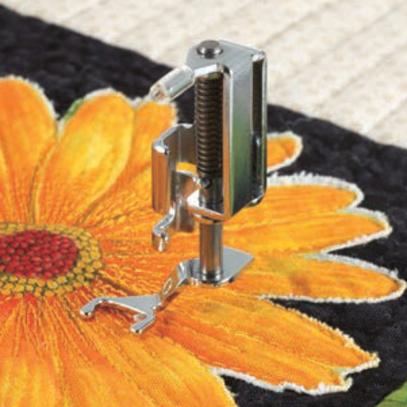 Лапка для швейных машин Brother стегальная с открытым мыском