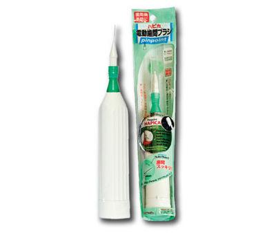 Звуковая зубная щетка HAPICA Interbrush DBP-1W для брекетов