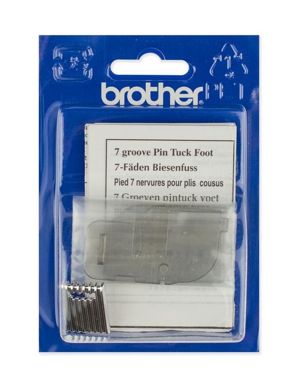 Лапка для швейных машин Brother для 7 защипов (арт. F058N)