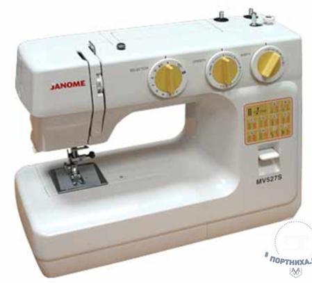 Швейная машина Janome MV 527s