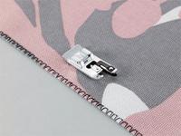 Лапка для швейных машин Brother оверлочная (арт. F015N)