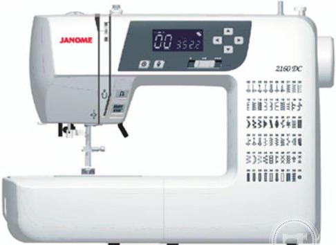 Швейная машина Janome 2160 DC