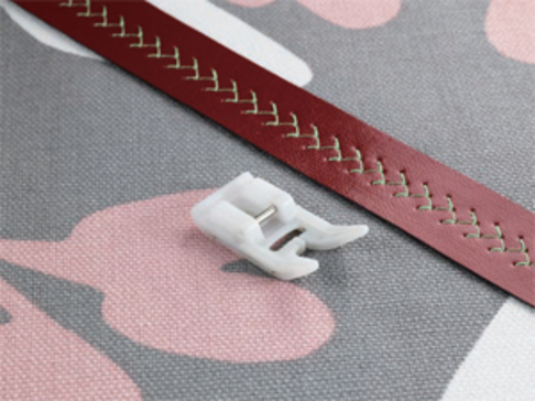 Лапка для швейных машин Brother тефлоновая (арт. F008N)