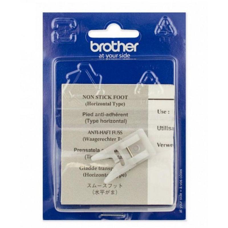 Лапка для швейных машин Brother тефлоновая (арт. F007N)
