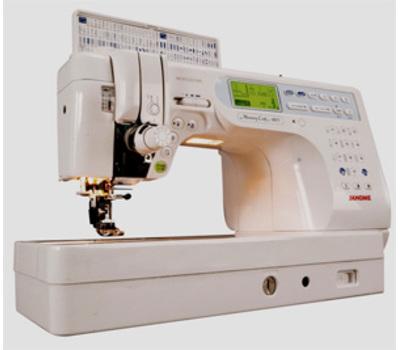 Швейная машина Janome Memory Craft 6600 P