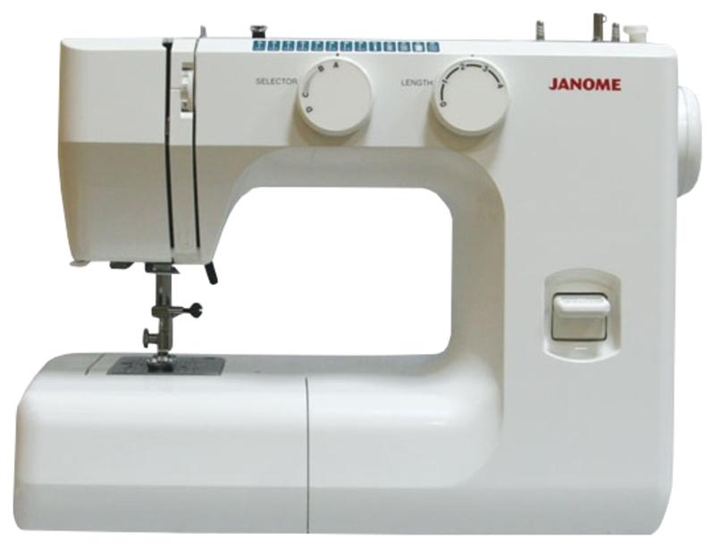 Швейная машина Janome 743 / SK 13