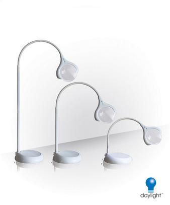 Лупа-лампа светодиодная напольная/настольная Daylight Company MAGnificent (арт. E25050)