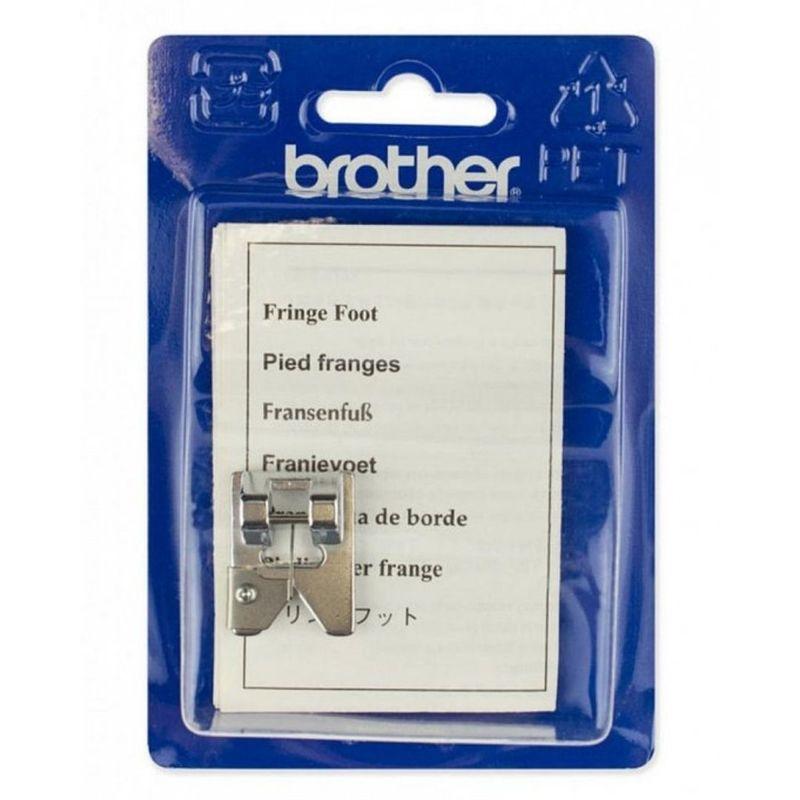 Лапка для швейных машин Brother для бахромы (арт. F025N)