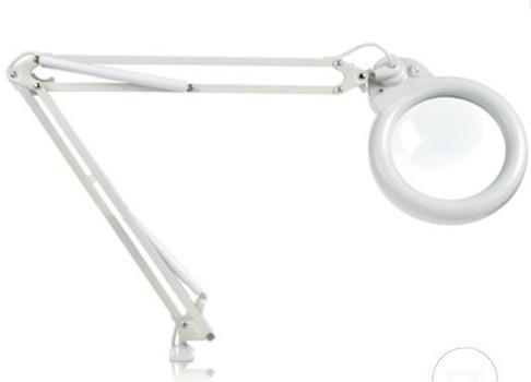 Daylight лампа-лупа настольная