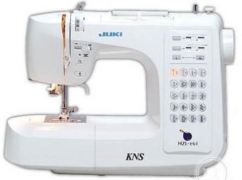 Швейная машина Juki HZL E61