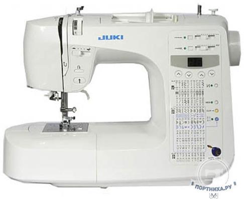 Швейная машина Juki HZL E80