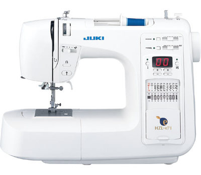Швейная машина Juki HZL E71