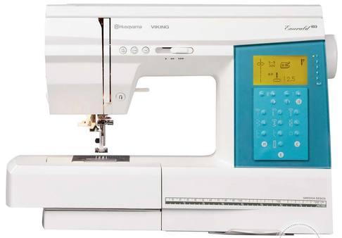 Швейная машина Husqvarna Emerald 183