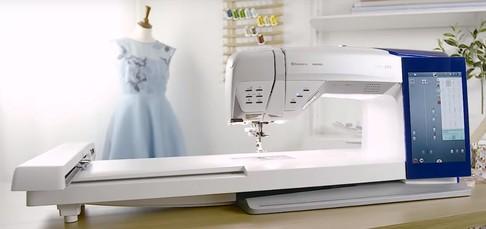 Швейно-вышивальная машина Husqvarna Designer Epic