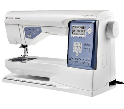 Швейная машина Husqvarna Sapphire 875 Quilt