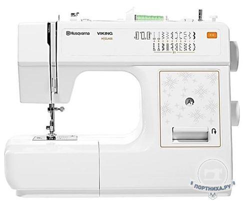 Швейная машина Husqvarna Viking E 10