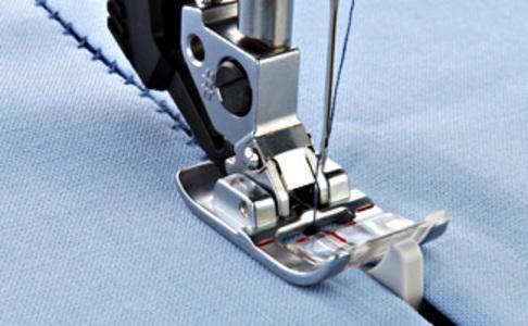 Направитель для швейных машин Pfaff для сшивания деталей мережкой (арт. 820228-096)