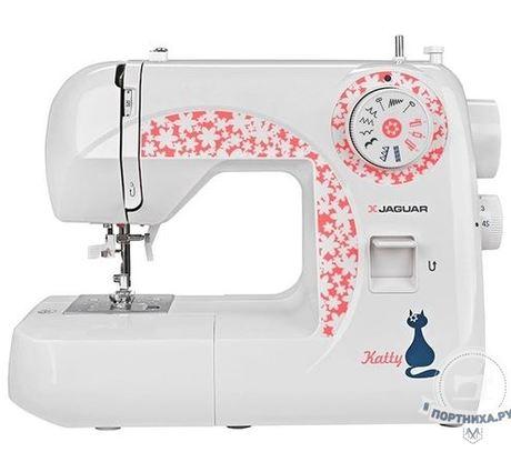 Швейная машина Jaguar Katty