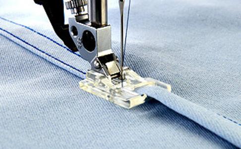 Лапка для швейных машин Pfaff запошиватель 6.5 mm (арт. 820789-096)