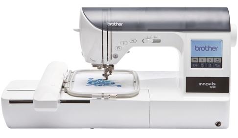 Швейно-вышивальная машина Brother INNOV-'IS NV-1250