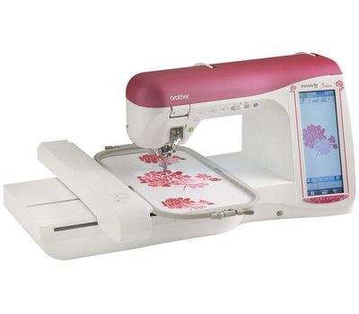 Швейно-вышивальная машина Brother INNOV-'IS NV-5000 Laura Ashley