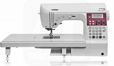 Швейная машина Brother INNOV-'IS NV-550 SE (SPECIAL EDITION)
