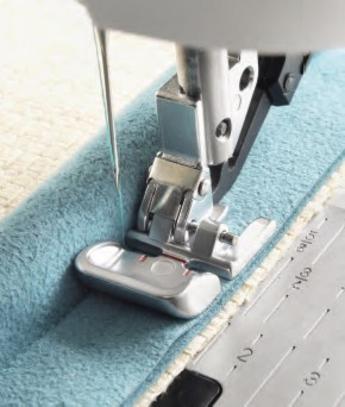 Лапка для швейных машин Pfaff для толстого канта (арт. 820977-096)