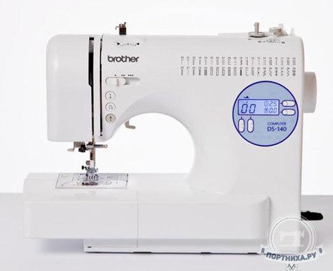 Швейная машина Brother DS-140